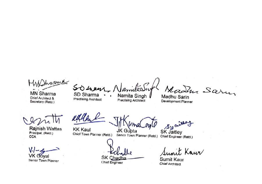 CMP signature page