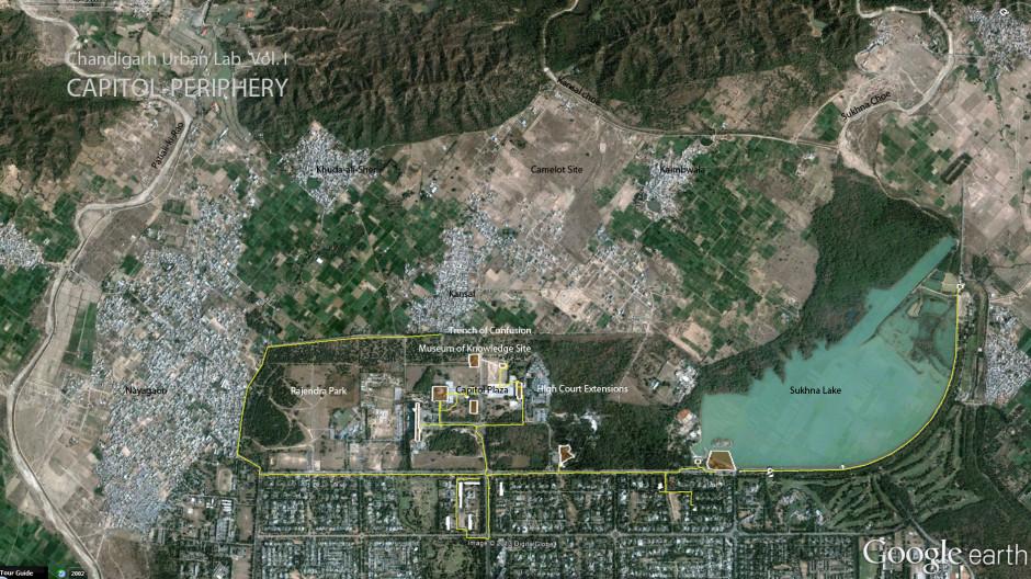 Capitol Periphery - Deruralization